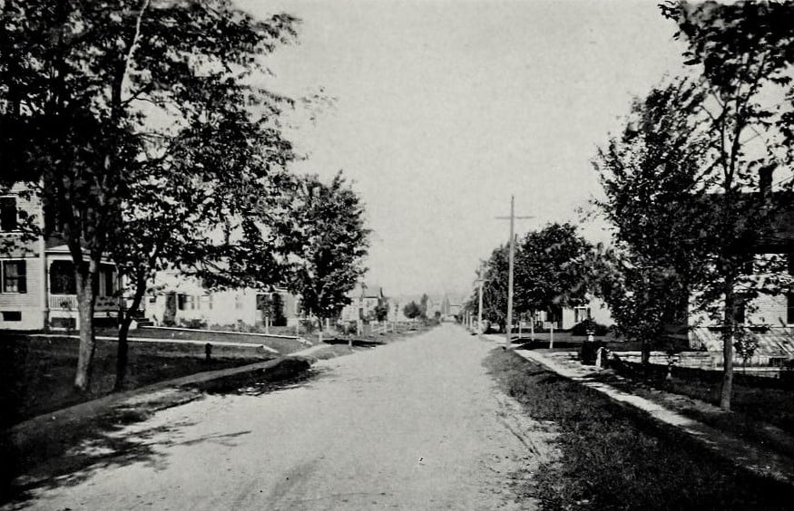 Broad Street, Pascoag