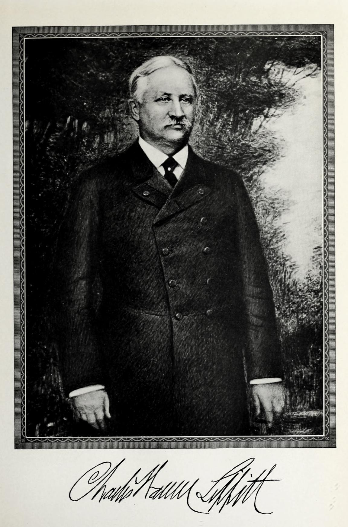 Charles Warren Lippitt