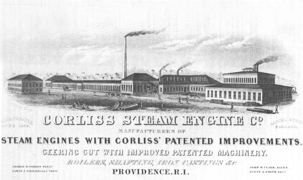 Corliss Steam Engine Company