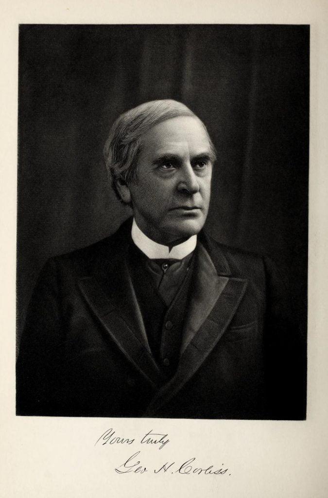 George H Corliss