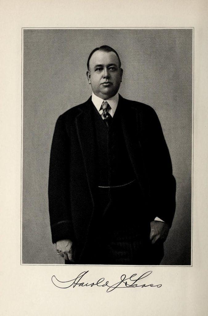 Harold Judson Gross