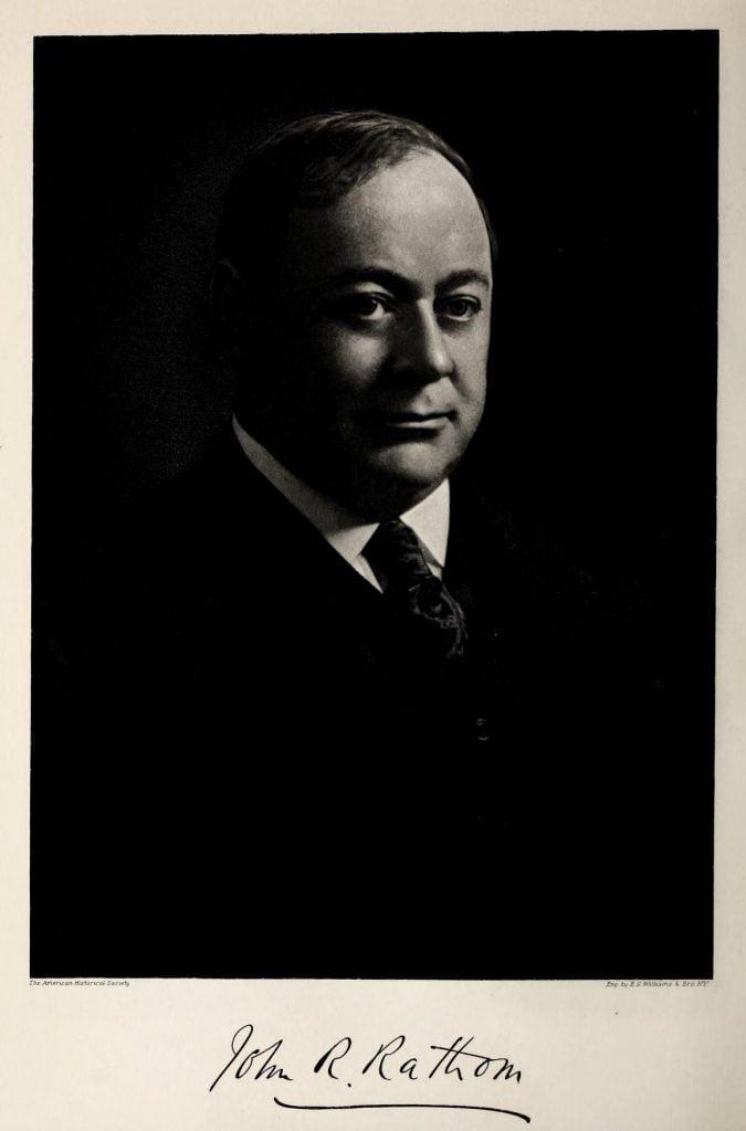 John Revelstoke Rathom