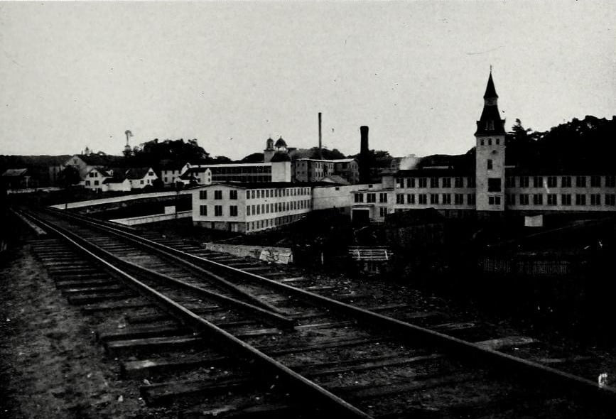Pascoag at Railway Station