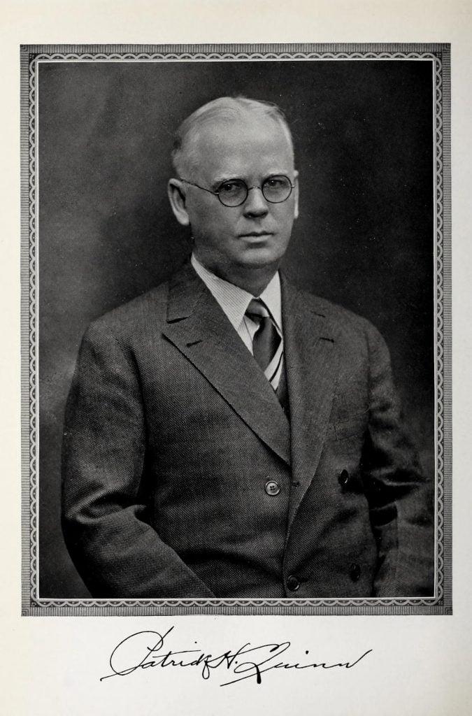 Col Patrick Henry Quinn