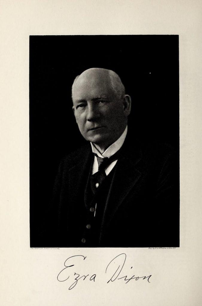 Ezra Dixon