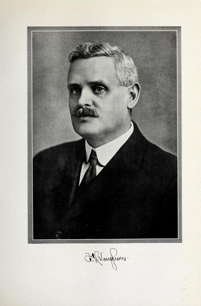 Frank Leslie Vaughan