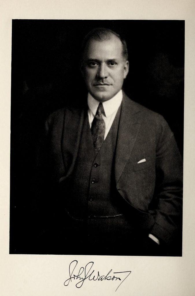 John Jay Watson