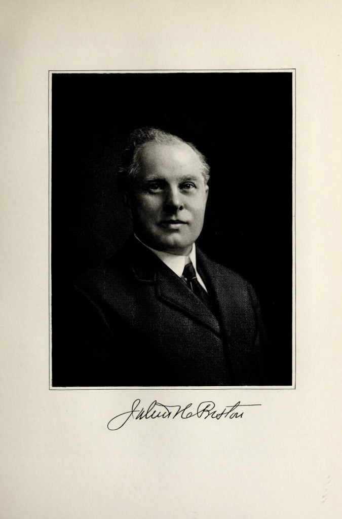 Julius Hervey Preston