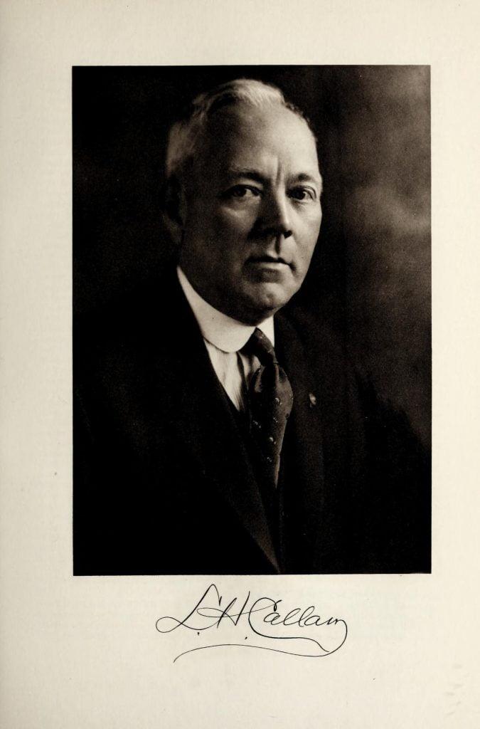 Luke H Callan