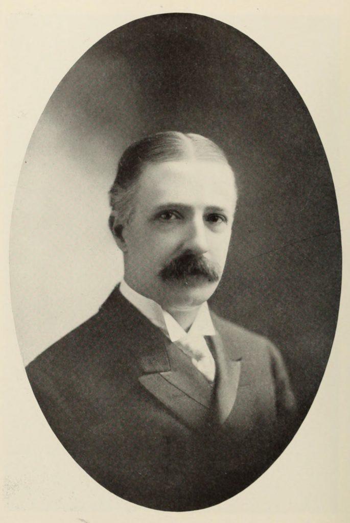 Portrait of William Faunce