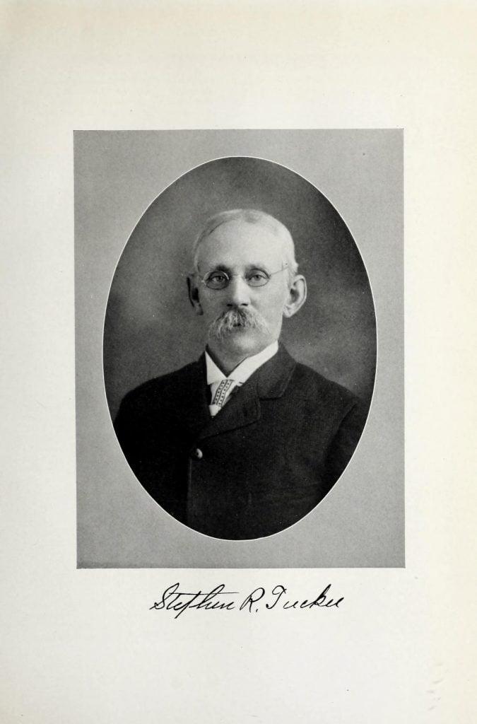 Stephen Robertson Tucker