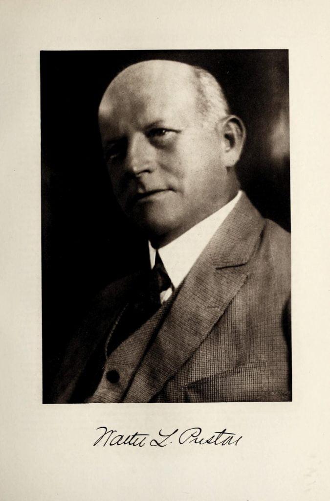 Walter Lane Preston