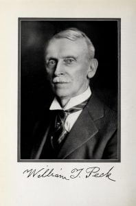 William T Peck