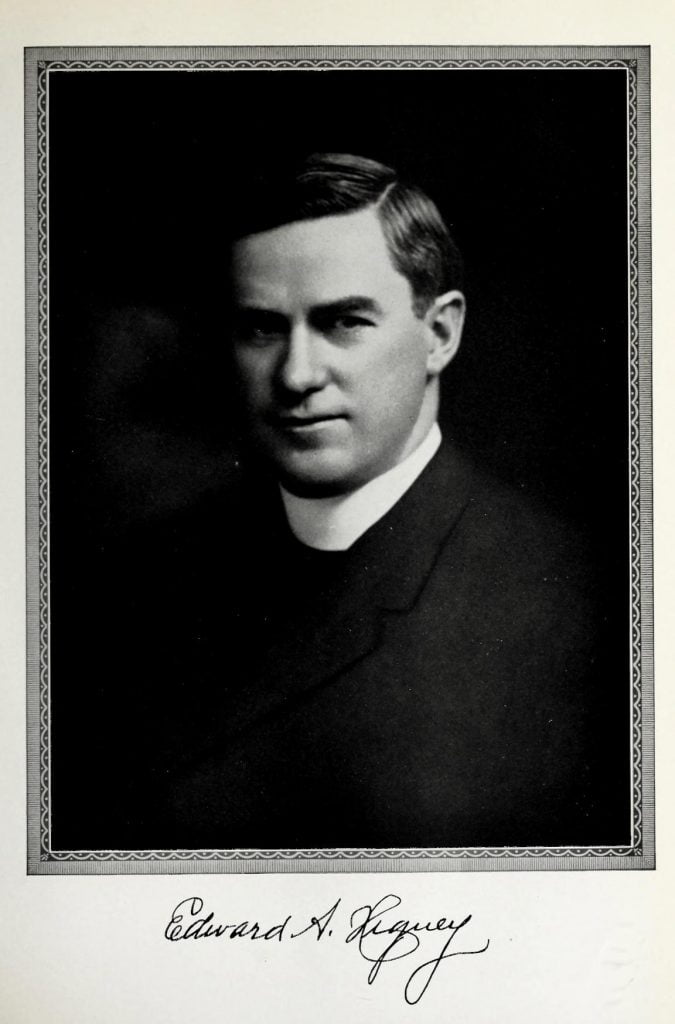Rev. Edward A Higney