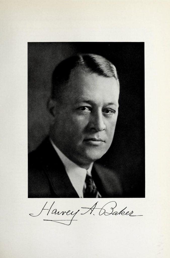 Harvey Almy Baker