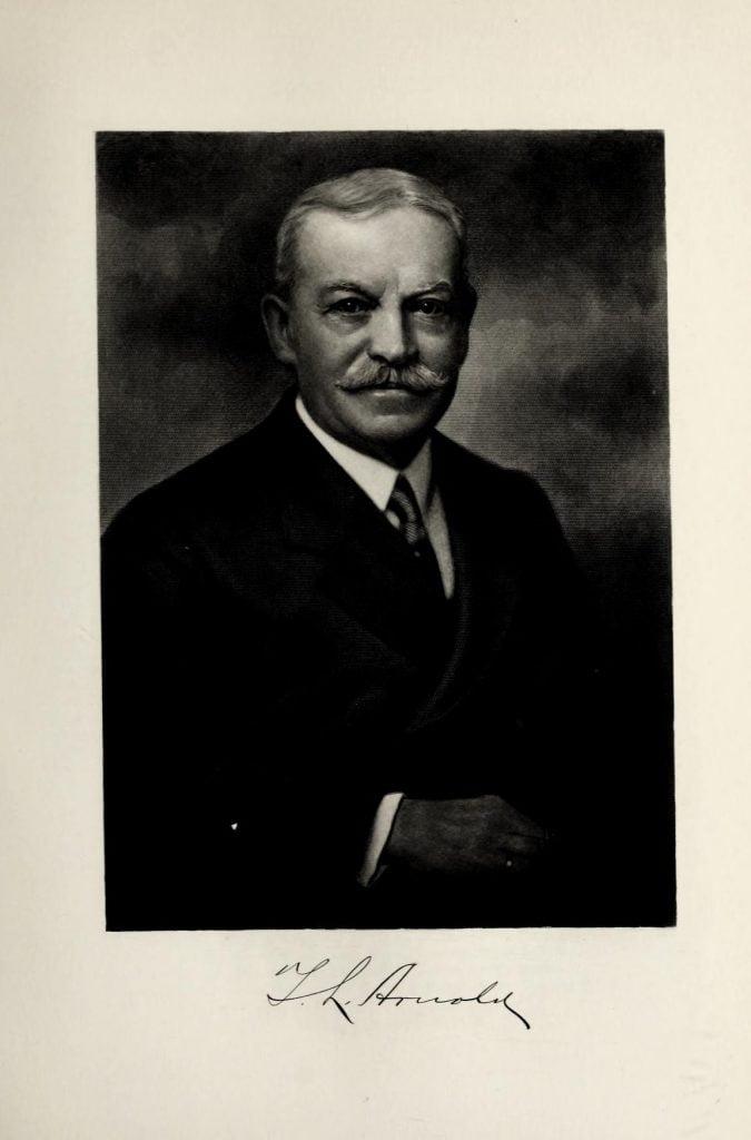Thomas Lyman Arnold