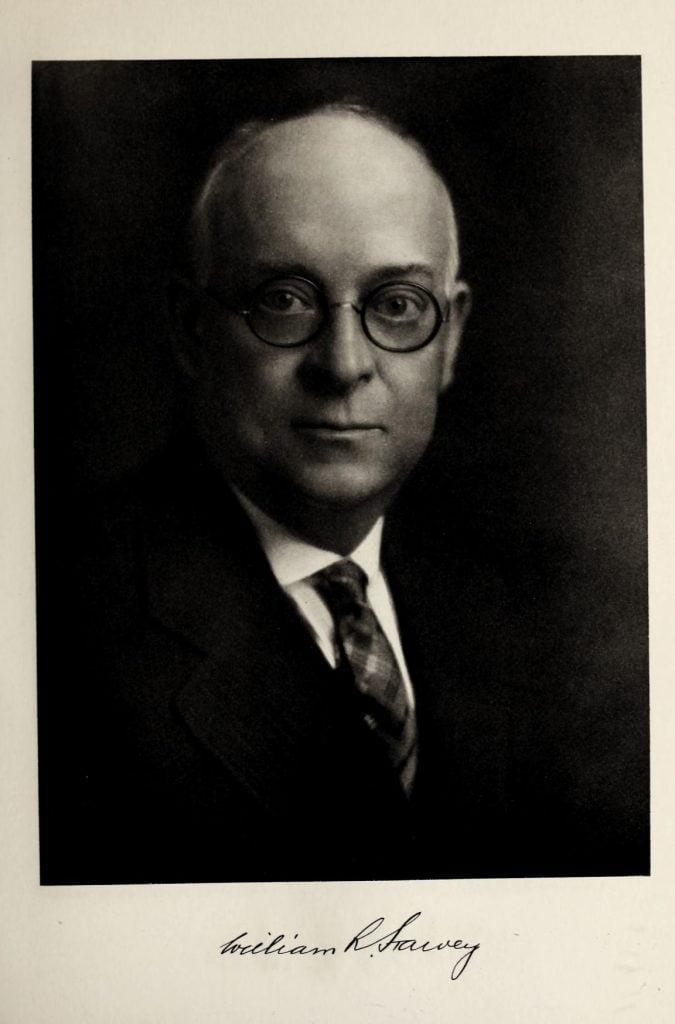 William R Harvey