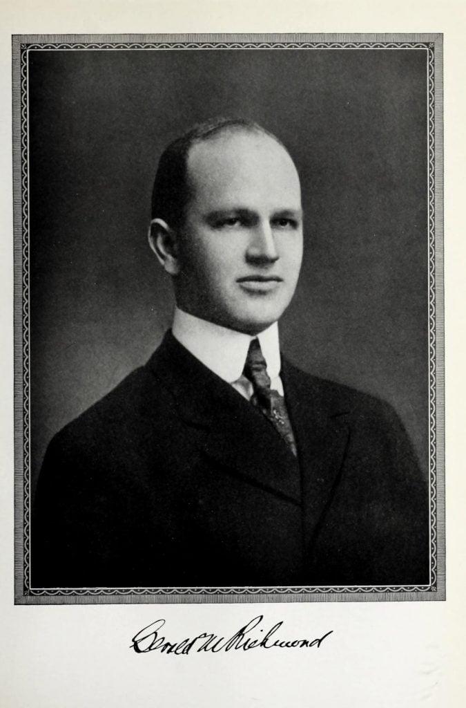 Gerald M Richmond