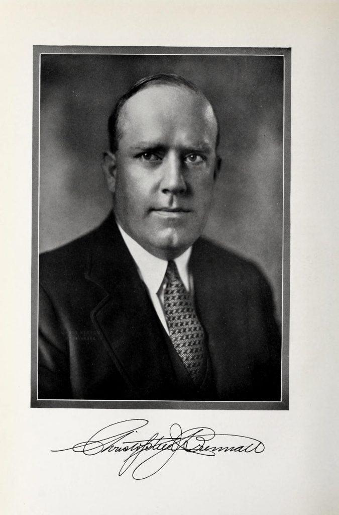 Christopher J Brennan