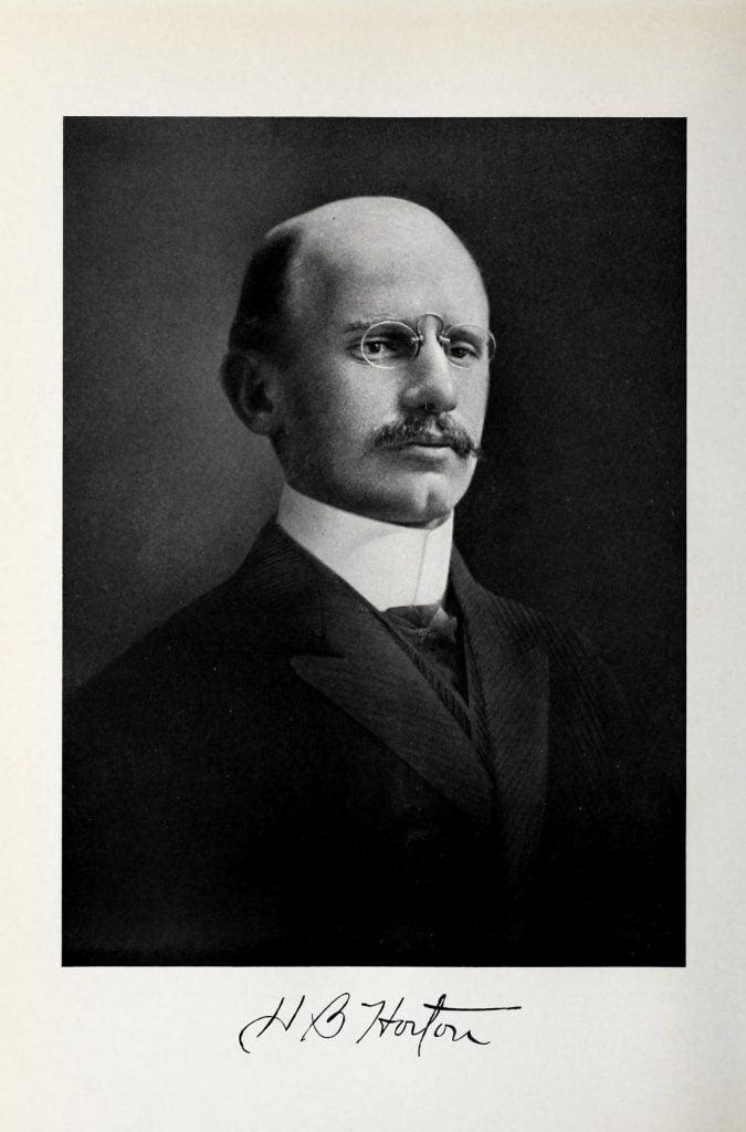 Herbert Bradford Horton