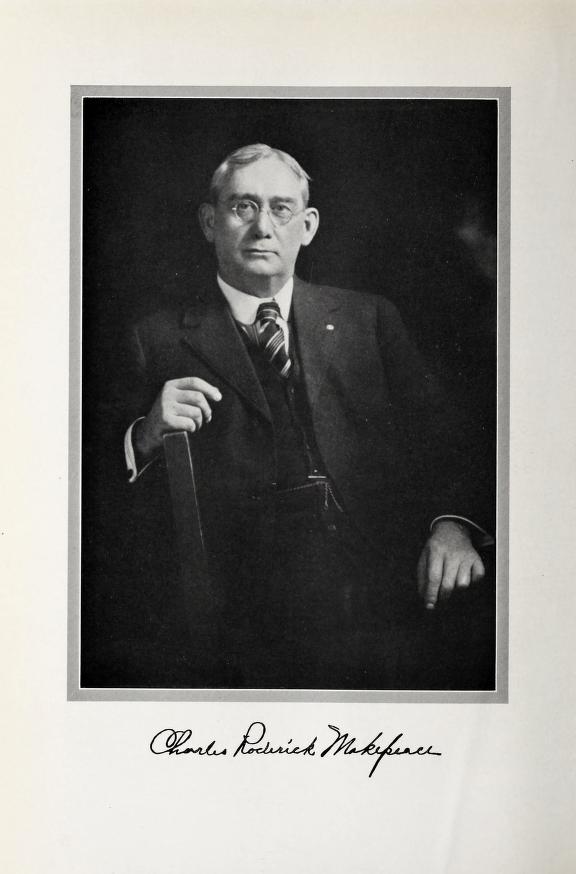 Charles Roderick Makepeace